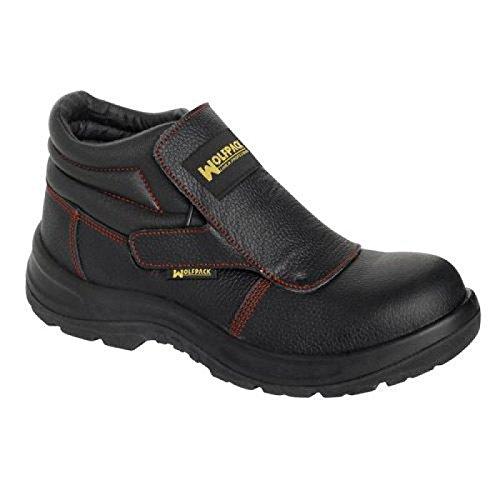 Wolfpack 15012020 - No. stivali di sicurezza 40 saldatore