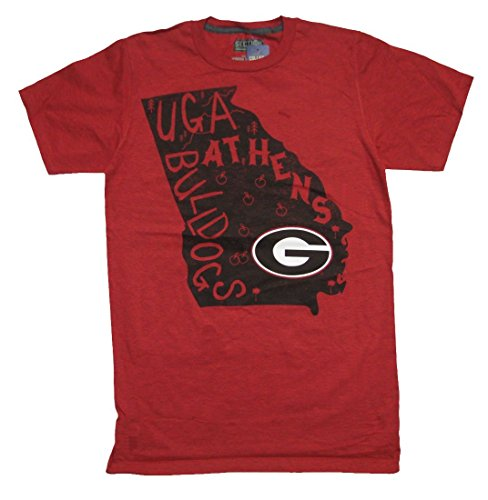 NCAA College Far Beyond T-Shirt University GEORGIA BULLDOGS in Small (S)