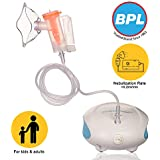 BPL Medical Technologies Breath Ezee N4 Nebulizer (White)