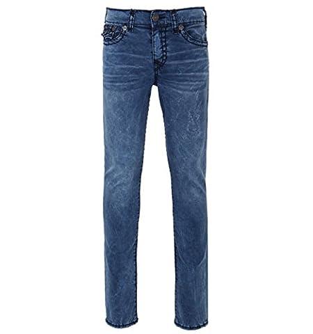 True Religion Hommes jeans skinny t super Rocco Ace 42 Régulier