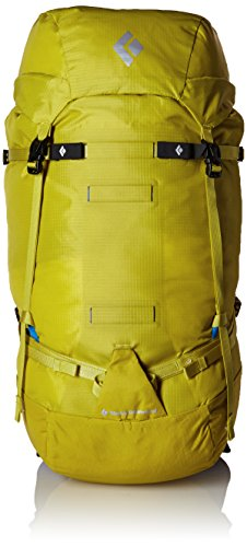 Black Diamond Speed 40 Rucksack, Sulfur, 60 x 32 x 12 cm -
