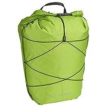 VAUDE Uni Aqua Back Light Bike Bags, Chute Green, One size