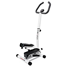 4Ever Fit Everfit Stepper Step-Twist Bianco