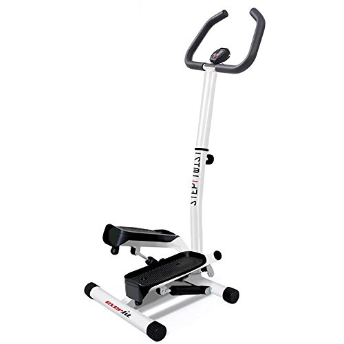 Everfit Stepper Step-Twist Bianco