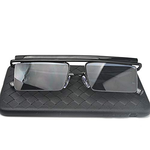 GBST Sunglasses Trend Star with Square Double Lens Sunglasses stylish Camera Sunglasses for Men and Women,A1
