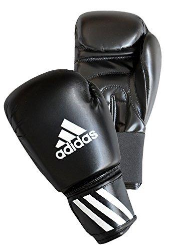 adidas Boxhandschuhe Speed 50, Schwarz, 12, ADISBG50 - 2