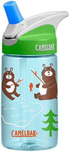 Camelbak Kinder Dinorama Trinkflasche, hellgrün, One Size