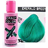 Crazy Color Hair Color - Emerald Green 53 by Crazy Color