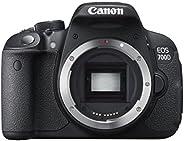 Canon EOS 700D Cámara digital SLR, 18MP, CMOS Sensor, 3 inch LCD, Negro (Reacondicionado)