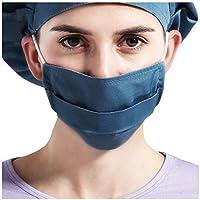 RANTA Hombres y mujeres Adultos Máscara antipolvo lavable Máscara sólida anti-ultravioleta | Máscara Reutilizables | Mascarilla Filtrada Antipolución | Protección Respiratoria