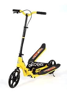 Zike Hot Shot Scooter, gelb