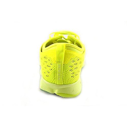 Nike Zoom Fit Agility 684984 Damen Fitnessschuhe Gelb (Volt/Ivory-Hyper Grape-Lqd Lm)