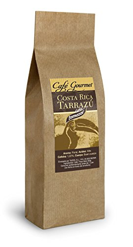 Tamazor - Café En Grano Gourmet Costa Rica Tarrazu - 250 Gr.