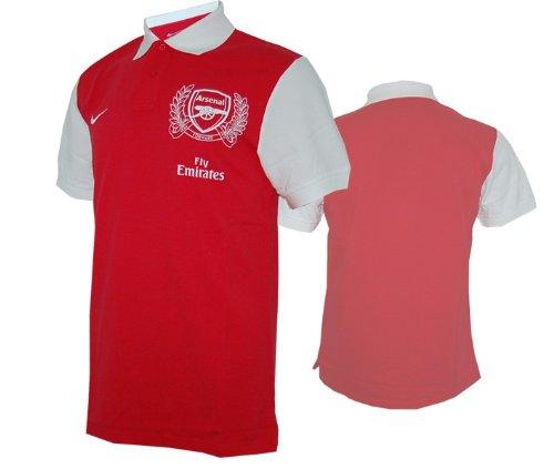 Nike Arsenal London Poloshirt Gunners Polo AFC Shirt (Nike Arsenal Training)