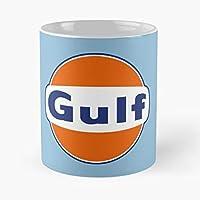 Gulf Porsche 911 91 Best Gift Ceramic Coffee Mugs
