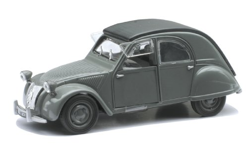 new-ray-50893-vhicule-miniature-voiture-citron-2-cv-1952-die-cast-roues-libres