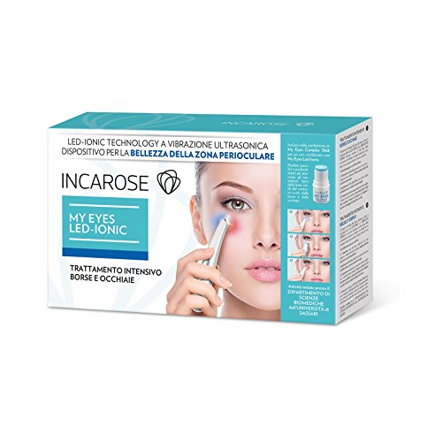 Incarose My Eyes Led-Ionic Soin Intensif Poches et Cernes