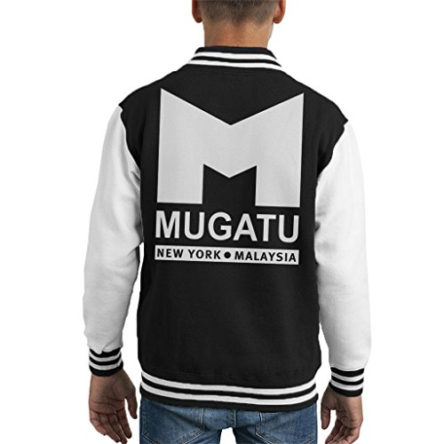 Cloud City 7 Mugatu Zoolander Kid's Varsity Jacket