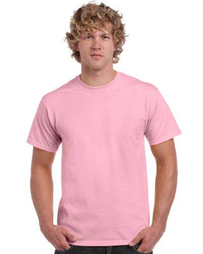 T-Shirt Heavy - Farbe: Light Pink - Größe: XXL