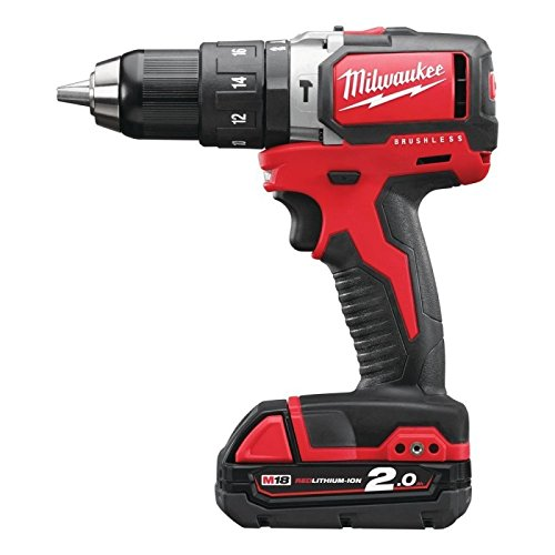 Milwaukee 4933448447 - M18 blpd-202c taladro percutor