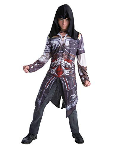 Generique - Déguisement Sublimation Ezio - Assassins Creed Adolescent
