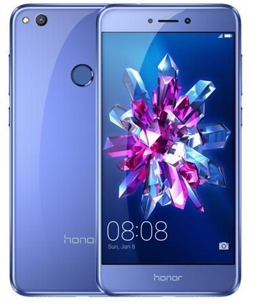 Honor Huawei Honor 8 Lite 4GB (Blue,64GB, 4G Ready)