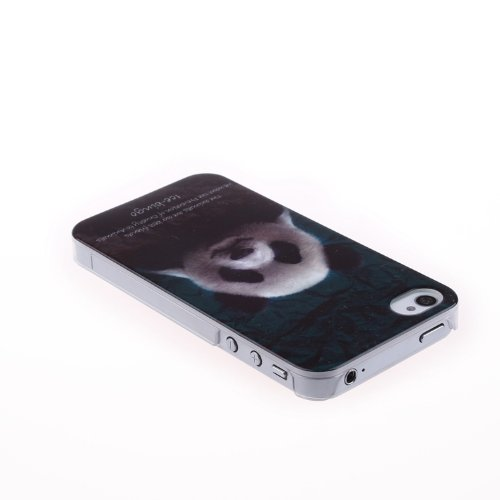 iPhone Case Cover IPhone 4S, Hard Case Animaux Motif Series de protection couleur pour iPhone 4S ( Color : 18 ) 12