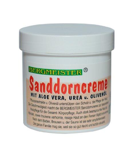HF. Sanddorn Creme mit Harnstoff 250 ml