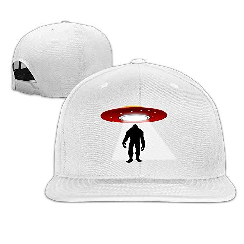 Imagen de gfhigfkj snapback ufo bigfood flat bill sun hat unisex baseball caps for girls boys teens abcde06123