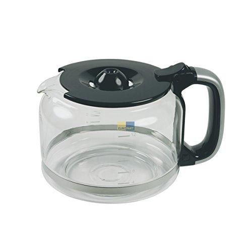 Unold 2873640 ORIGINAL Glaskanne Kanne Kaffeekanne Krug 4-12 Tassen 208mmØ 133mm für Mühle 28736...