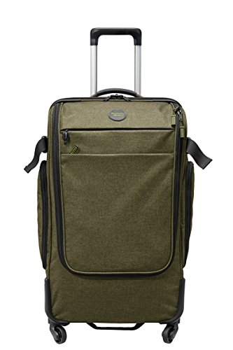 Stratic MaxRelax by Stratic Whale Mover M Koffer, 70 cm, 74 Liter, Khaki