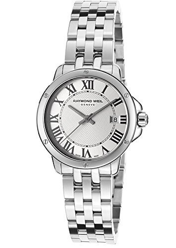 Raymond Weil Women's 28mm Steel Bracelet & Case Quartz Watch 5391-ST-00659