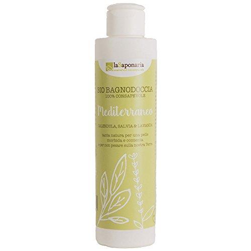 bagnodoccia Méditerranée – La Stéatite – biologique certifié – 200 ml