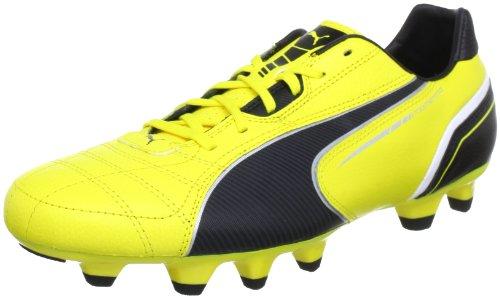 Puma Momentta FG 102676, Scarpe da Calcio Uomo, Giallo (Gelb (Blazing Yellow-Black-Whit 01)), 41