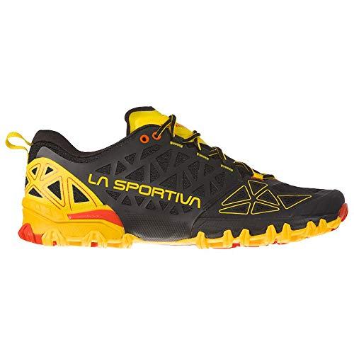 La Sportiva Bushido II Scarpa Trail Running Black/Yellow