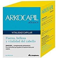 Arkopharma S.A Laboratorio Farmaceutico - 120 cápsulas vitalidad capilar arkoadvance arkopharma