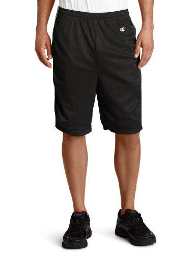 Champion Men's Lacrosse Short,Black,X-Large - Xl Lacrosse Shorts