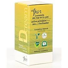 Crema de Cara Ecológica | Cosmética Natural Certificada Ecológica | Aumenta el Acido Hialurónico Natural de