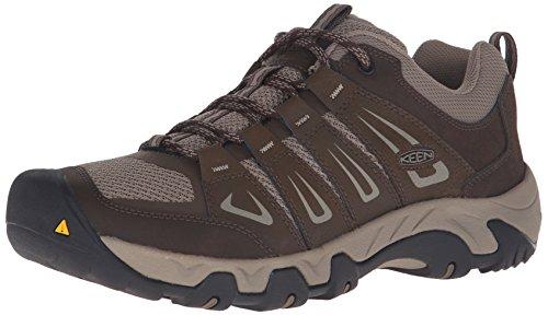 Keen Herren Oakridge Trekking-& Wanderhalbschuhe, Braun (Cascade/Brindle), 46 EU (Schuhe Männer Keen Für)
