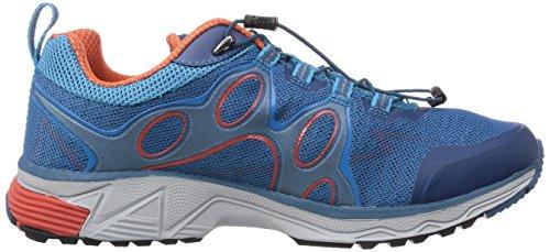 Jack Wolfskin Passion Trail Low M, Chaussures de Fitness homme Bleu - Blau (moroccan blue 1802)