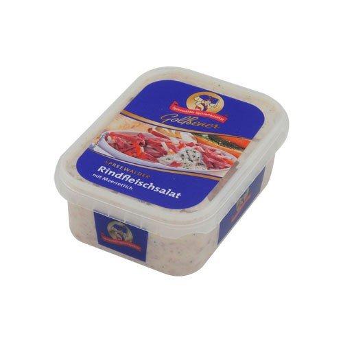 Spreewälder Rindfleischsalat mit Meerrettich 6er Set (6 Packungen à 200 g)