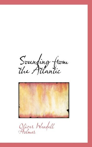 Sounding from the Atlantic