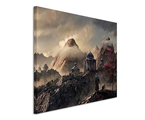 keilrahmenbild-aegon-fantasy-art-120x80cm-wandbild-ausfuhrung-qualitativ-hochwertiges-keilrahmenbild