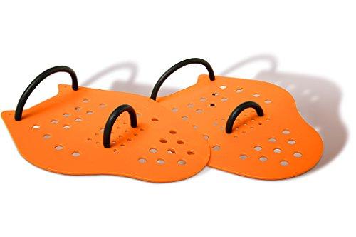 Malmsten SwimPower handpaddeln XS Orange Preisvergleich