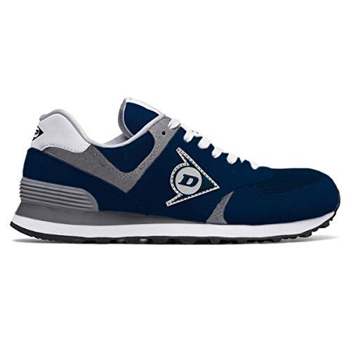 Dunlop Flying Wing Schuh Blau Navy Größe 44