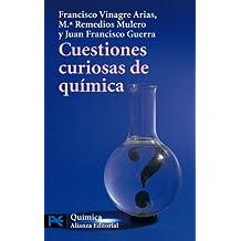Cuestiones curiosas de química (El Libro De Bolsillo - Ciencias)