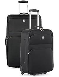 Revelation Kos 2 Piece Suitcase Set Large and Cabin