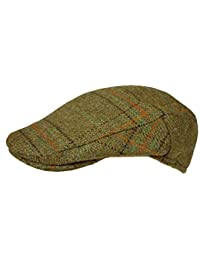 300c95b395e English Tweed Flat Cap Earland Brothers Made by Failsworth Hats 6 tweeds  Small to XXXL…