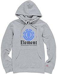 Element Vertical Hoodie, Herren Kapuzenpullover