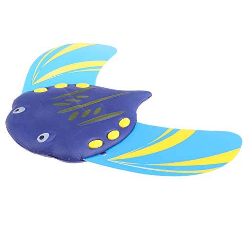 Homyl Fisch Segelflugzeug Spielzeug Wasserspielzeug für Kinder ab 3 Jahren